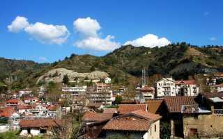 Достопримечательности Какопетрии на Кипре и история деревни