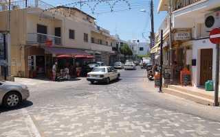 Достопримечательности и развлечения в Паралимни на Кипре