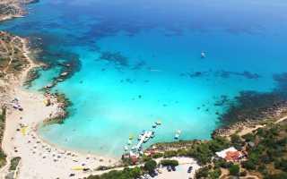 ТОП-10 интересных пляжей Протараса, рекомендованных к посещению
