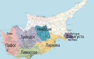 На Кипр самостоятельно: особенности, правила подготовки и организации, что взять с собой