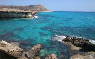 Погода на Кипре в сентябре