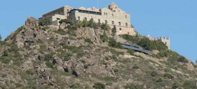 Описание монастыря Ставровуни (Кипр)