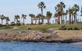 Особенности погоды на Кипре в феврале