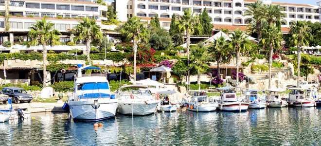 Обзор лучших отелей Пафоса (Кипр)