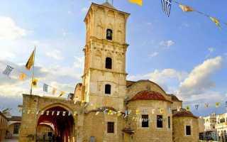 Интересные факты о православных святынях Кипра