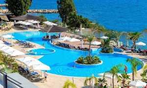 15 лучших отелей на Кипре 4 звезды все включено на первой линии