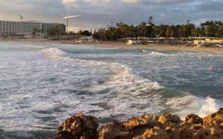 Можно ли отдыхать на Кипре в декабре – особенности погоды