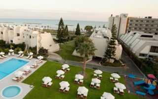 Трехзвездочные отели Ларнаки на первой линии