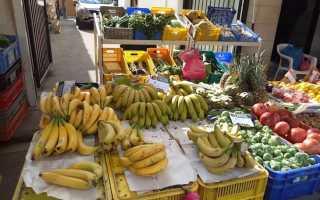 Виды и особенности рынков в Ларнаке