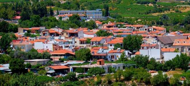 Деревня Омодос – очарование древнего Кипра