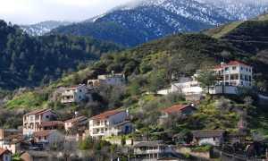 Чем заняться и что посмотреть в горах Троодос на Кипре?
