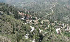 Горы Троодос — зеленое сердце Кипра