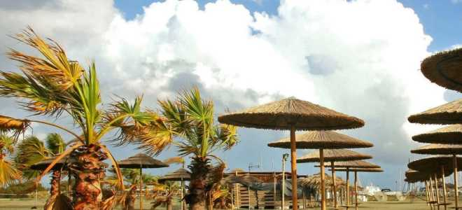 Какая погода на популярных курортах Кипра в марте?