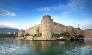 Киренийский замок на Северном Кипре