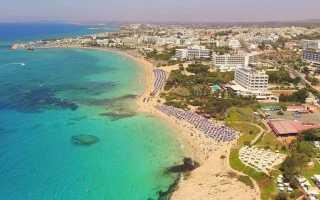 22 достопримечательности Айя-Напы Кипр и окрестностей – полный список