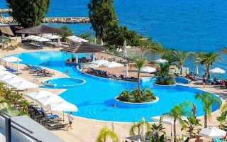 Обзор лучших отелей курорта Лимассол
