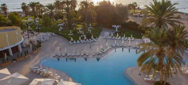 Обзор лучших четырехзвездочных отелей Пафоса