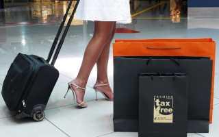 Как выгодно покупать на Кипре туристу с помощью tax free (такс-фри)?