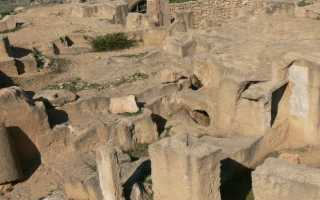 Обзор пафосских царских гробниц