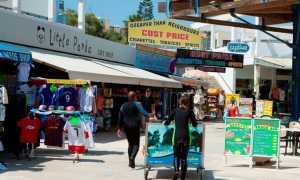 Шоппинг в магазинах Пафоса (Кипр)