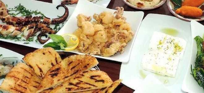 Еда на Кипре – что попробовать и сколько стоит?