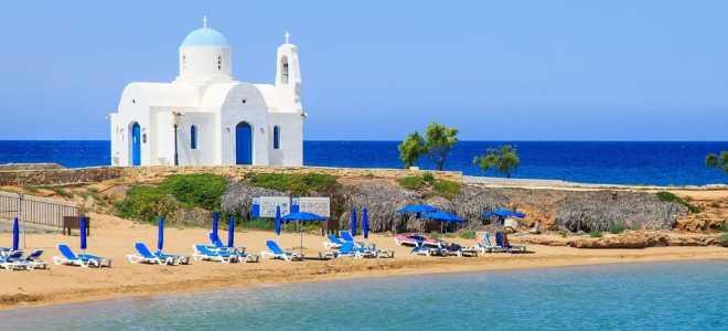 Выбираем место для отдыха в Протарасе на Кипре