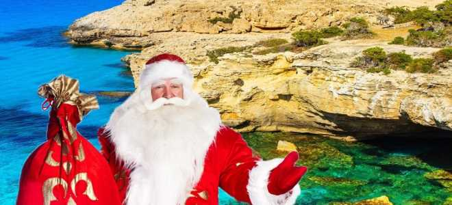 Планируем праздники, ориентируясь на погоду на Кипре на Новый год