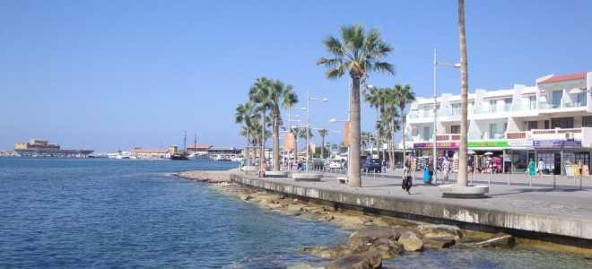 Пафос на Кипре – виртуальный тур по городу