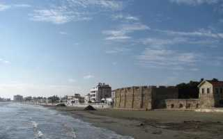Особенности погоды в Ларнаке (Кипр) в декабре