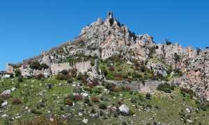 Обзор достопримечательностей замка Святого Иллариона