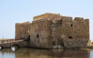 Все 33 достопримечательности Пафоса, Кипр – самый полный список, включая окрестности
