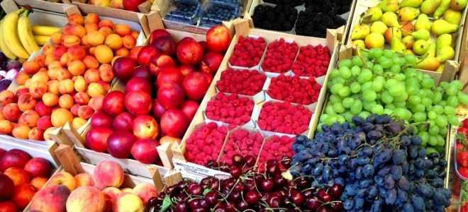Рынки Айя-Напы на Кипре