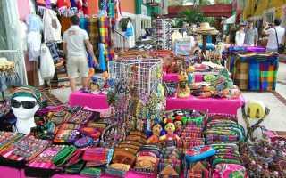Городской рынок в центре Пафоса