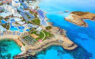 Обзор лучших отелей Айя-Напа (Кипр)