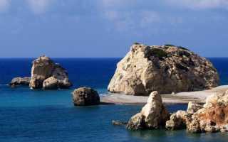 Путешествие к легендарному камню Афродиты на Кипре
