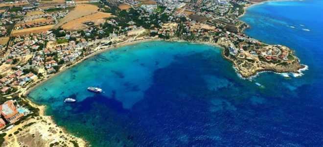 Интересные факты о Коралловом заливе близ Пафоса на Кипре