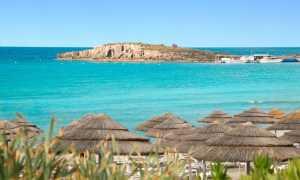 Пляжи Кипра – Нисси бич и его особенности