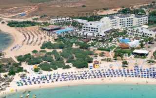 Макронисос – один из лучших пляжей Кипра