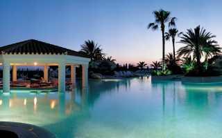 Лучшие пятизвездочные отели Пафоса