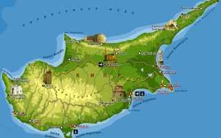 Лучшие 44 достопримечательности Кипра в одном месте – все, что вы хотели посмотреть