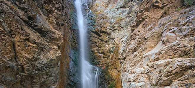 Обзор водопада Милломерис