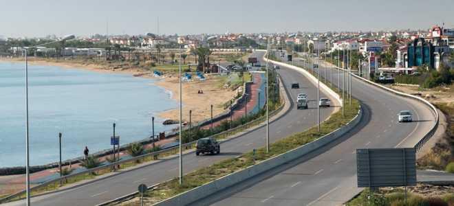 Особенности и правила дорожного движения на Кипре