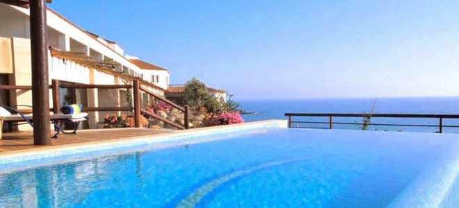 Обзор лучших отелей на Кипре с подогреваемым бассейном