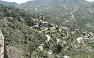 Какие достопримечательности стоит посмотреть в Троодосе (Кипр)?