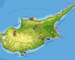 Где лучше отдыхать на Кипре – полный справочник по курортам Кипра