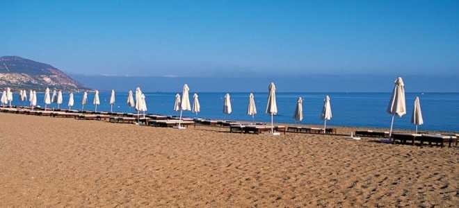Особенности погоды на Кипре в ноябре – температура воды и воздуха
