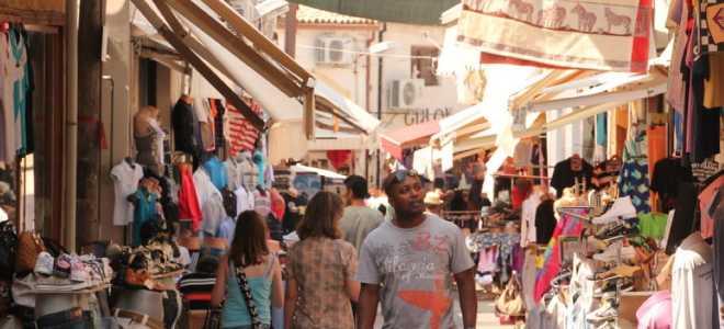 Особенности шоппинга в Никосии