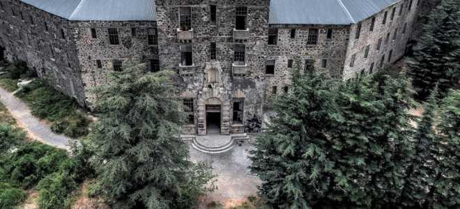 Беренгария на Кипре – заброшенный отель с привидениями