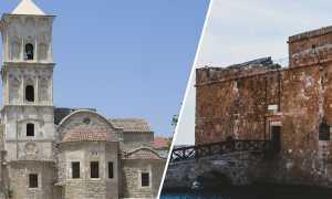 Как добраться из Ларнаки в Пафос – все варианты для такого расстояния