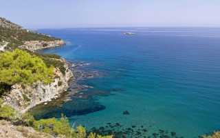Какой погоды ждать на Кипре в апреле — температурные показатели
